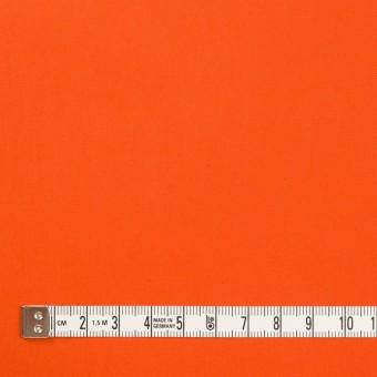 コットン×無地(オレンジ)×ギャバジン(パラフィン加工)_全3色 サムネイル4