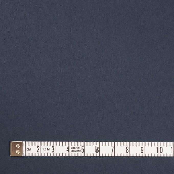 コットン×無地(アッシュネイビー)×ギャバジン(パラフィン加工)_全3色 イメージ4