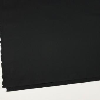 コットン×無地(ブラック)×ギャバジン(パラフィン加工)_全3色 サムネイル2