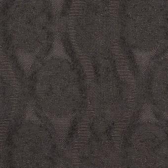 ウール&レーヨン×幾何学模様(ストーングレー)×ジャガード_全3色