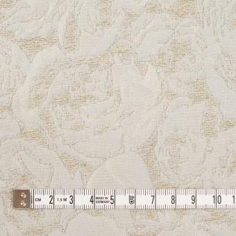 ポリエステル&アクリル混×フラワー(グレイッシュベージュ)×フクレジャガード_全2色 サムネイル4