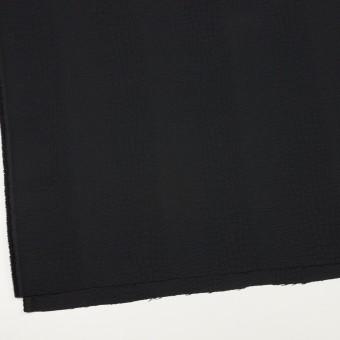 ポリエステル×クロコ(ブラック)×二重織ジャガード サムネイル2