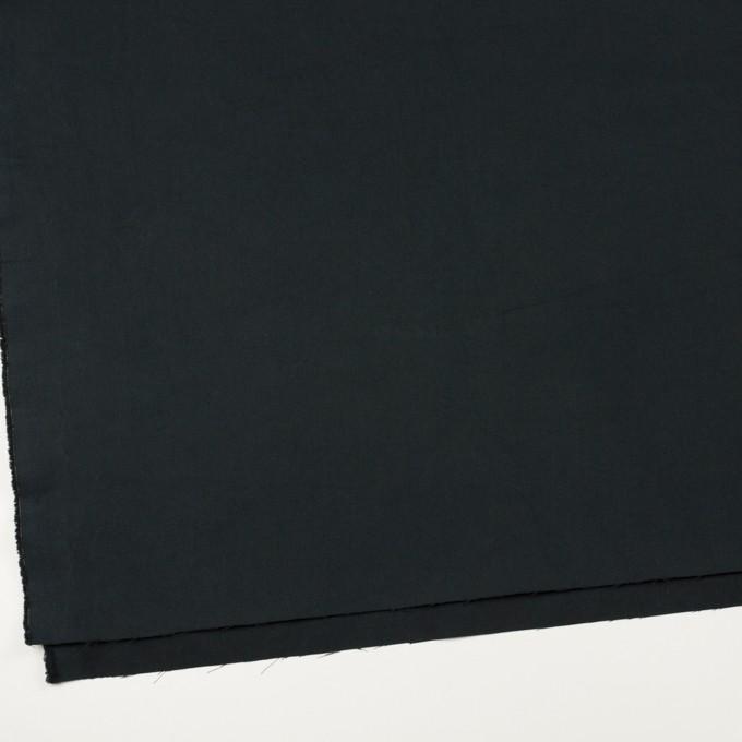 コットン×無地(ブラック)×二重織_全2色 イメージ2