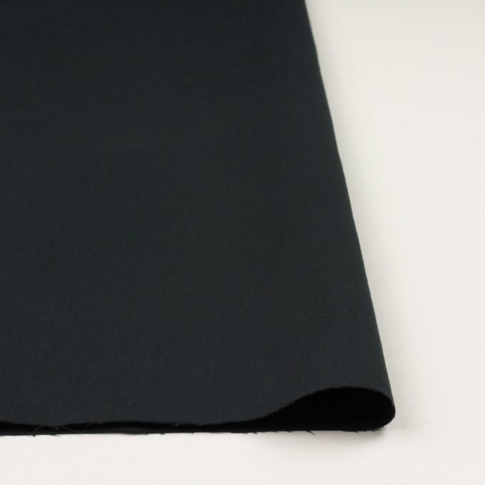 コットン×無地(ブラック)×二重織_全2色 イメージ3
