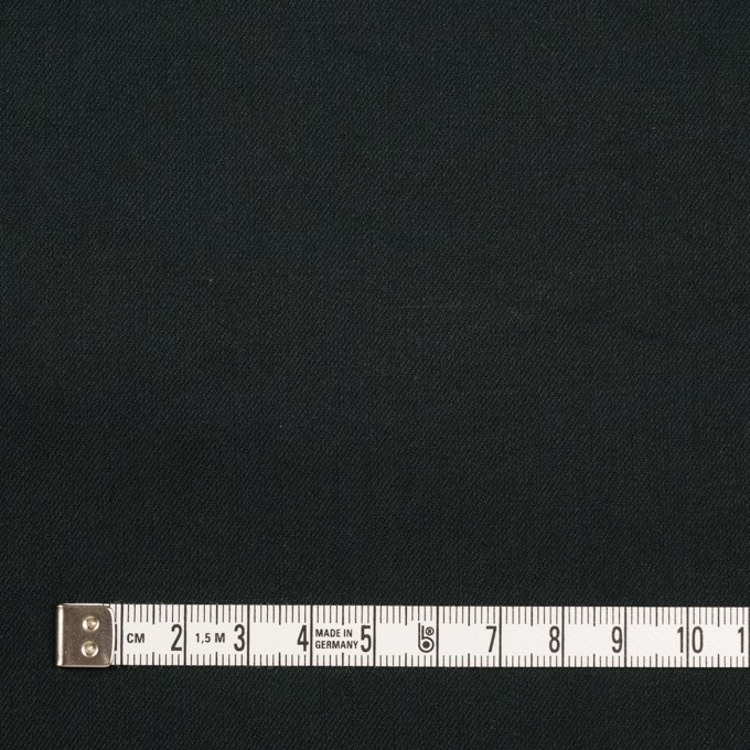コットン×無地(ブラック)×二重織_全2色 イメージ4
