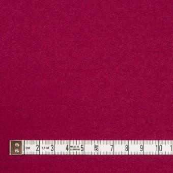 ウール×無地(チェリーピンク)×圧縮ニット サムネイル4