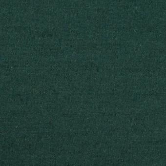 ウール×無地(モスグリーン)×圧縮天竺ニット