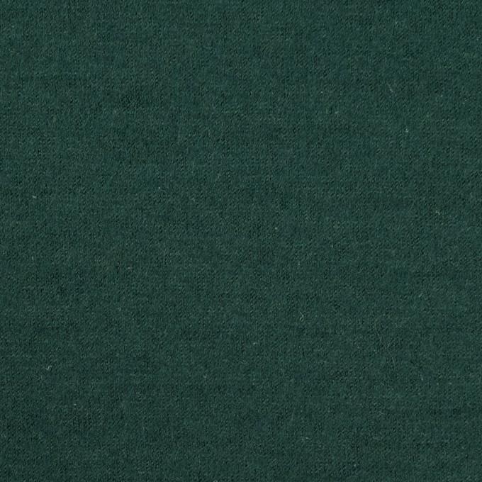 ウール×無地(モスグリーン)×圧縮天竺ニット イメージ1