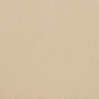 コットン&ポリウレタン×無地(カーキベージュ)×モールスキン・ストレッチ_全3色