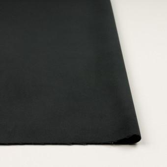 コットン&ポリウレタン×無地(チャコールブラック)×モールスキン・ストレッチ_全3色 サムネイル3