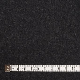 ウール&レーヨン混×無地(チャコール)×サージストレッチ サムネイル4