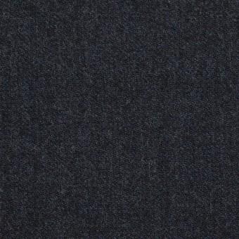 ウール×無地(ブルーブラック)×サージ