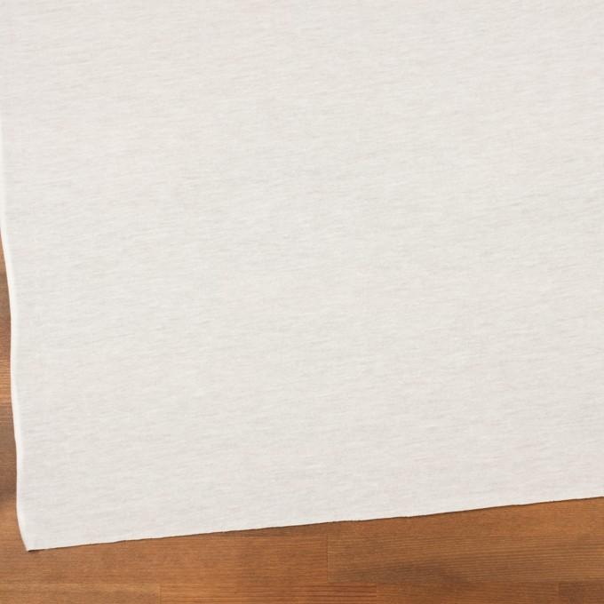 モダール&アンゴラ×無地(オフホワイト)×天竺ニット_全5色 イメージ2