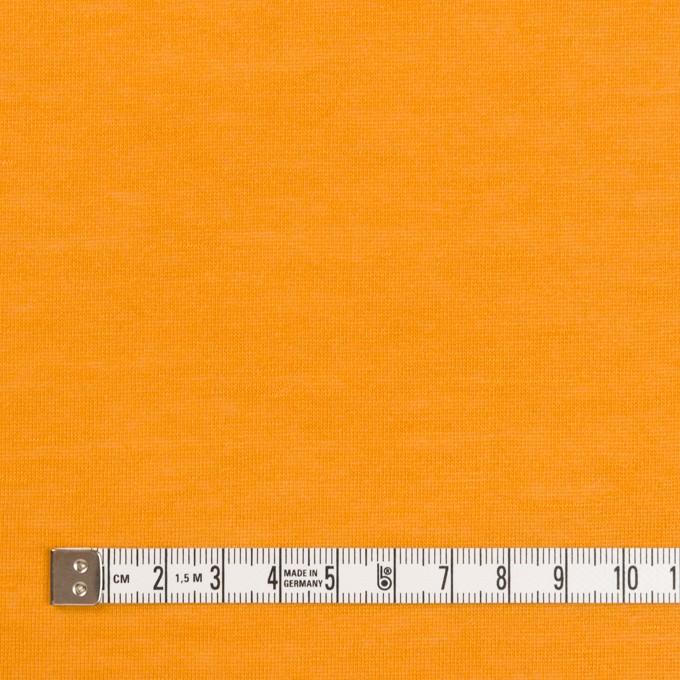 モダール&アンゴラ×無地(マンダリンオレンジ)×天竺ニット_全5色 イメージ4