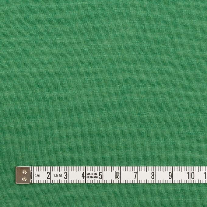 モダール&アンゴラ×無地(フォレストグリーン)×天竺ニット_全5色 イメージ4