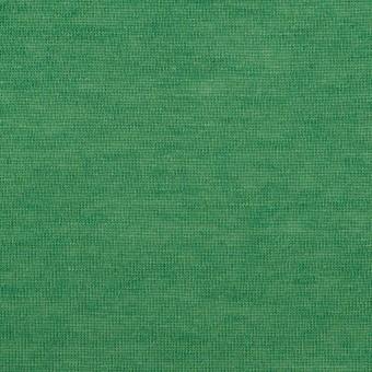 モダール&アンゴラ×無地(フォレストグリーン)×天竺ニット_全5色 サムネイル1