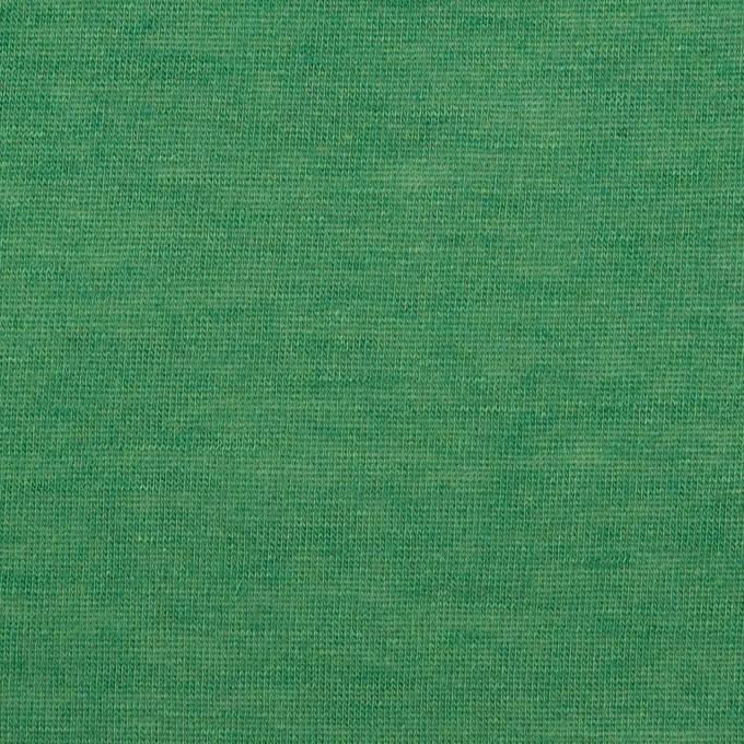 モダール&アンゴラ×無地(フォレストグリーン)×天竺ニット_全5色 イメージ1