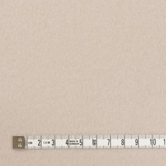ウール×無地(オイスター)×ソフトメルトン サムネイル4