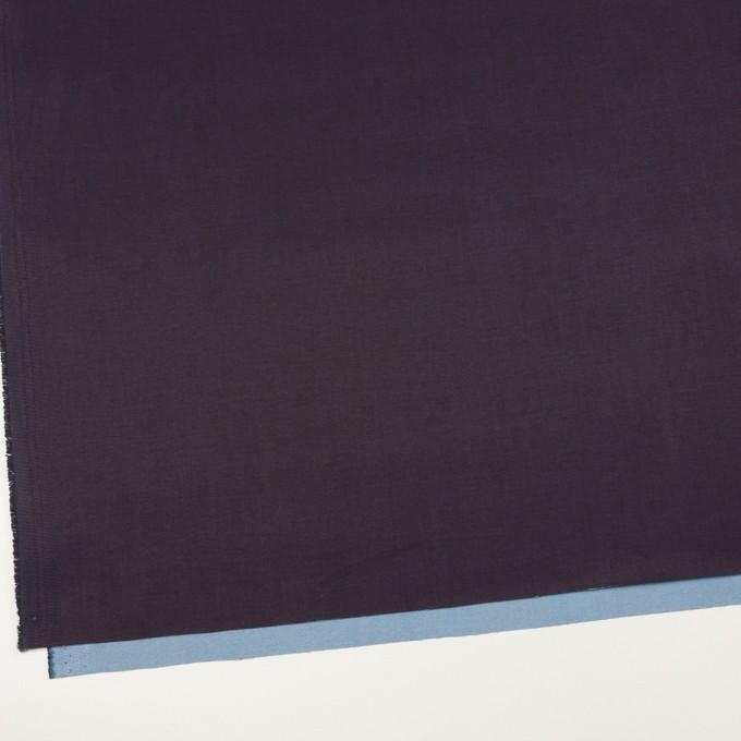 コットン×無地(パープル)×チノクロス_全2色_イタリア製 イメージ2