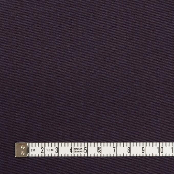 コットン×無地(パープル)×チノクロス_全2色_イタリア製 イメージ4