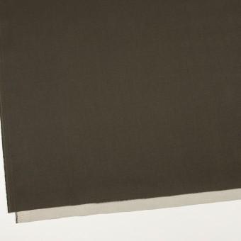 コットン×無地(カーキグリーン)×チノクロス_全2色_イタリア製 サムネイル2
