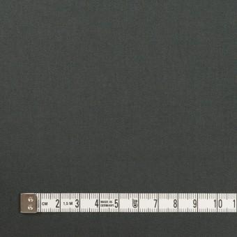 コットン&ポリウレタン×無地(スレートグレー)×サテンストレッチ_全2色_イタリア製 サムネイル4