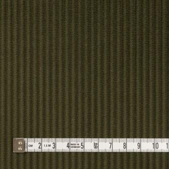 コットン×無地(カーキグリーン)×中太コーデュロイ_全5色 サムネイル4