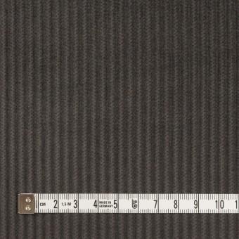 コットン×無地(チャコールグレー)×中太コーデュロイ_全5色 サムネイル4