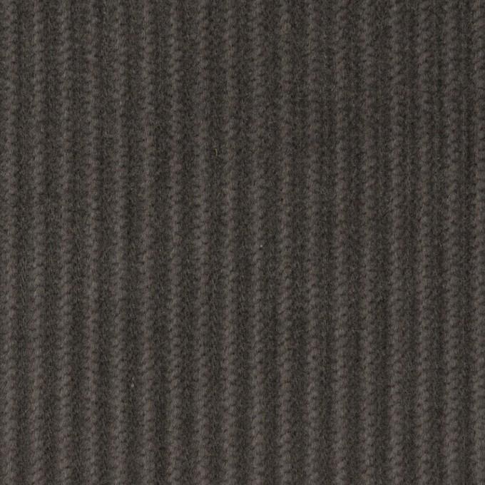 コットン×無地(チャコールグレー)×中太コーデュロイ_全5色 イメージ1