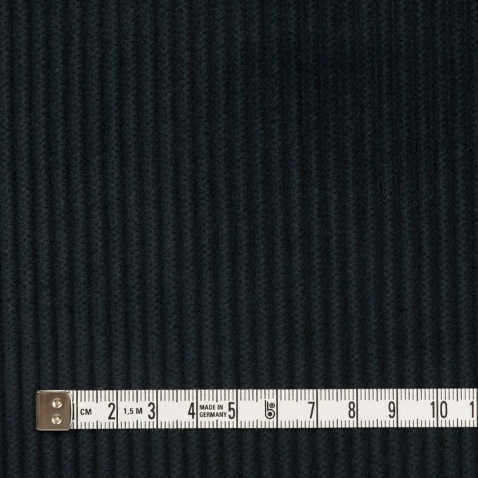 コットン×無地(チャコールブラック)×中太コーデュロイ_全5色 イメージ4