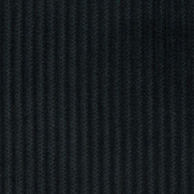 コットン×無地(チャコールブラック)×中太コーデュロイ_全5色 イメージ1