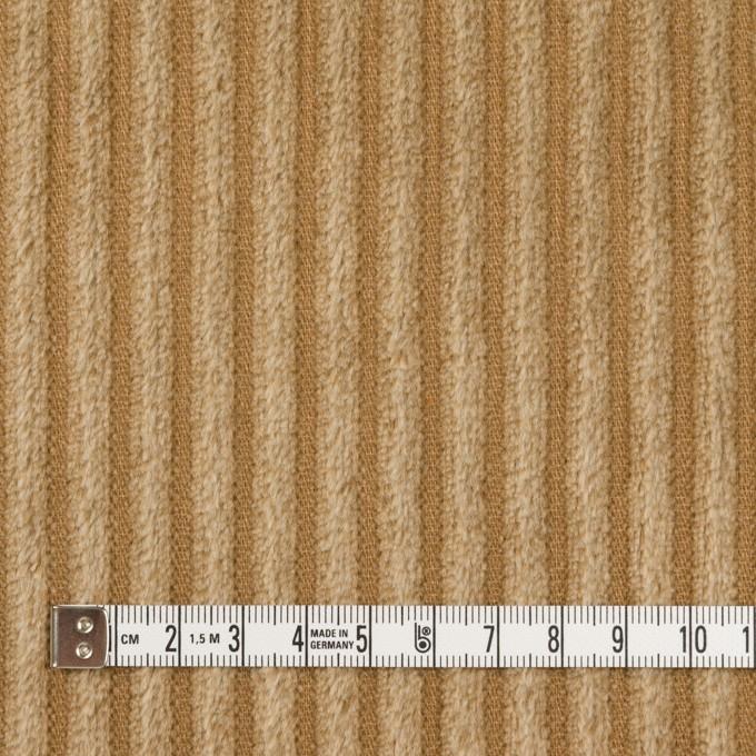 コットン×無地(オークル)×極太コーデュロイ_全3色_イタリア製 イメージ4