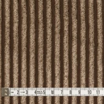 コットン×無地(ブラウン)×極太コーデュロイ_全3色_イタリア製 サムネイル4