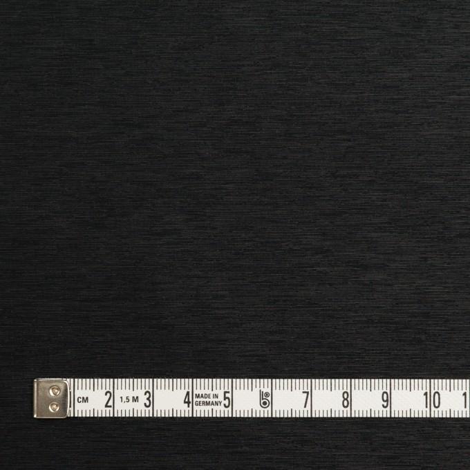 ポリエステル×無地(ブラック)×形状記憶タフタ_全2色 イメージ4