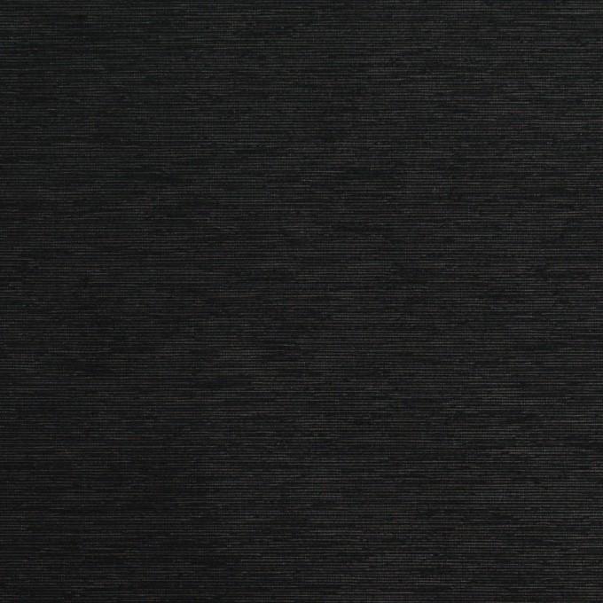 ポリエステル×無地(ブラック)×形状記憶タフタ_全2色 イメージ1