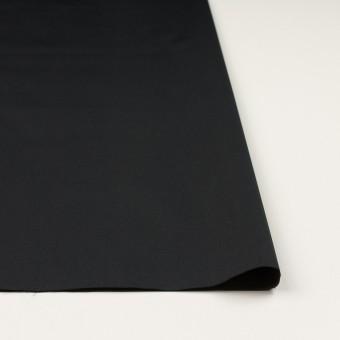 ポリエステル×無地(ブラック&オリーブグリーン)×形状記憶・二重織 サムネイル3