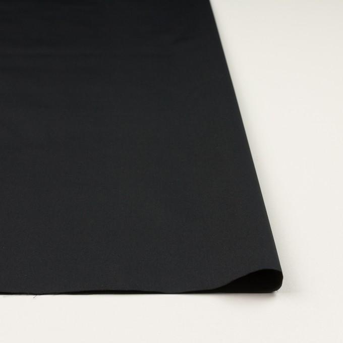 ポリエステル×無地(ブラック&オリーブグリーン)×形状記憶・二重織 イメージ3