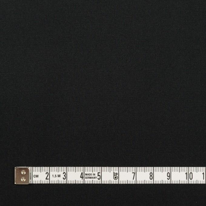 ポリエステル×無地(ブラック&オリーブグリーン)×形状記憶・二重織 イメージ4
