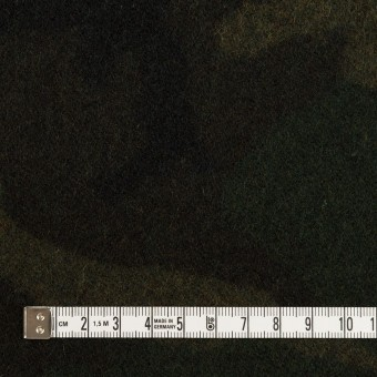 ウール×迷彩(モスグリーン)×ツイード_全2色 サムネイル4