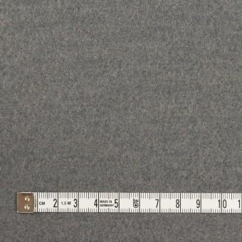 ウール×無地(グレー)×圧縮ニット サムネイル4