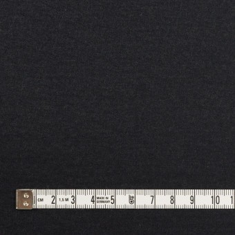 ウール×無地(ダークネイビー)×圧縮ニット_全2色 サムネイル4