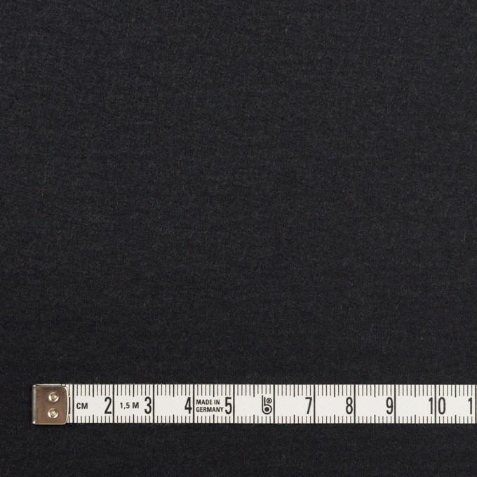 ウール×無地(ダークネイビー)×圧縮ニット_全2色 イメージ4
