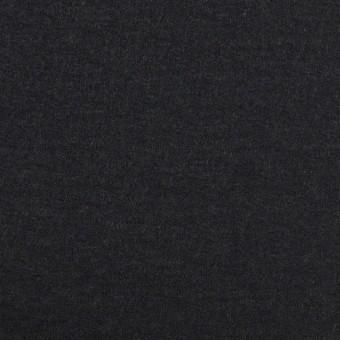 ウール×無地(ダークネイビー)×圧縮ニット_全2色