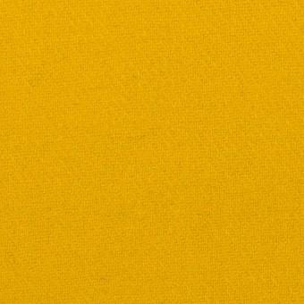 ウール×無地(マスタード)×ソフトメルトン_全2色