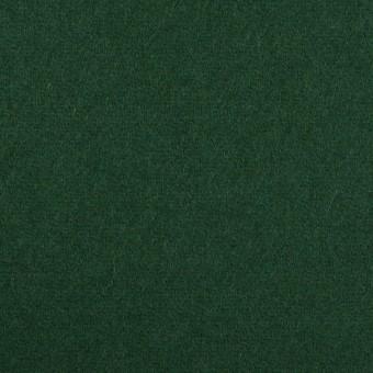 ウール×無地(モスグリーン)×フラノ(フランネル) サムネイル1