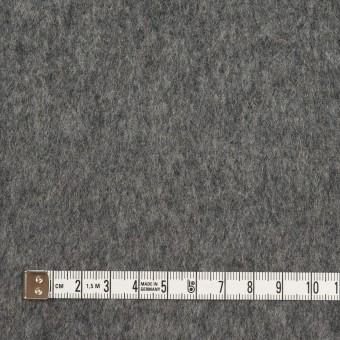 ウール&カシミア×チェック&無地(グレー&アイボリー)×Wフェイスビーバー サムネイル6