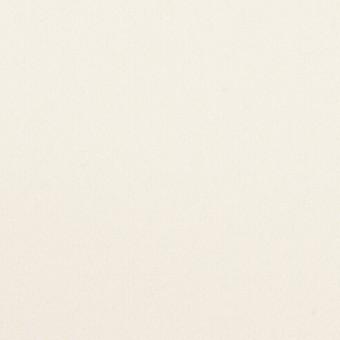 ウール&ナイロン×無地(ミルキーホワイト)×フラノ(フランネル)