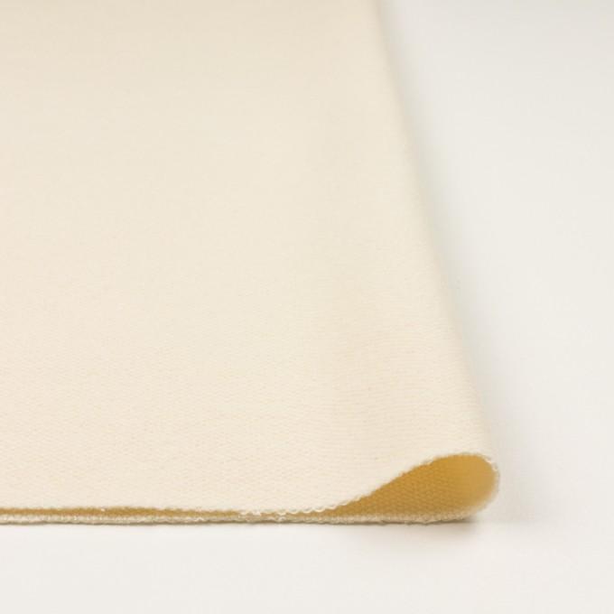 ウール×無地(キナリ)×かわり織 イメージ3