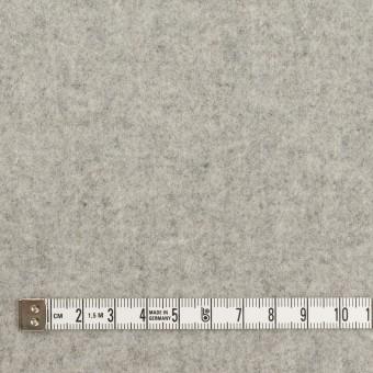 ウール×無地(グレー)×フラノ(フランネル) サムネイル4