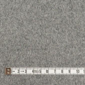 カシミア&ウール×無地(グレー)×ビーバー サムネイル4
